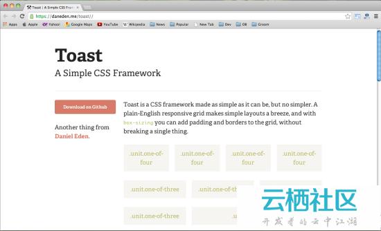 2014 年 15 款最棒的 HTML&amp;CSS 框架-neko<a href=