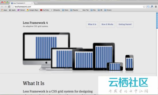 2014 年 15 款最棒的 HTML&CSS 框架-相棒第15季