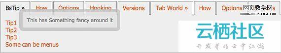 30个气泡悬浮框(Tooltip)的jQuery插件-jquery鼠标悬浮框插件