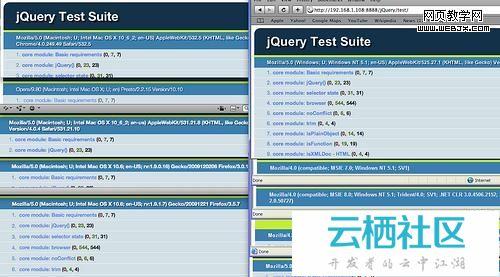jQuery 1.4官方文档详细讲述新特性功能-jquery 3.1.1新特性