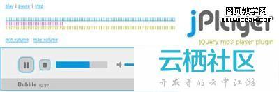 jQuery插件分享:Flash/MP3/Video多媒体插件-