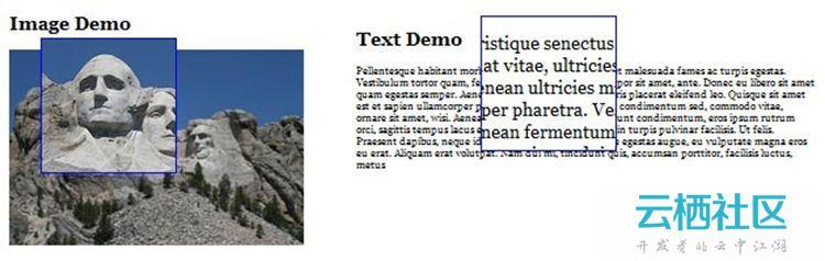 收集国外的14个图片放大编辑的jQuery插件-jquery放大镜插件