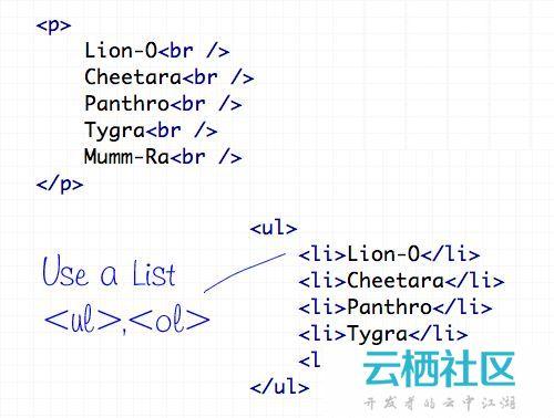 谈Web标准中10个最经常犯的HTML标签错误-web.xml taglib标签