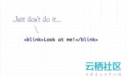谈Web标准中10个最经常犯的HTML标签错误-javaweb自定义标签