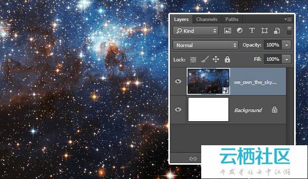 Photoshop制作非常大气的金色星战标题立体字-photoshop立体字<a href=